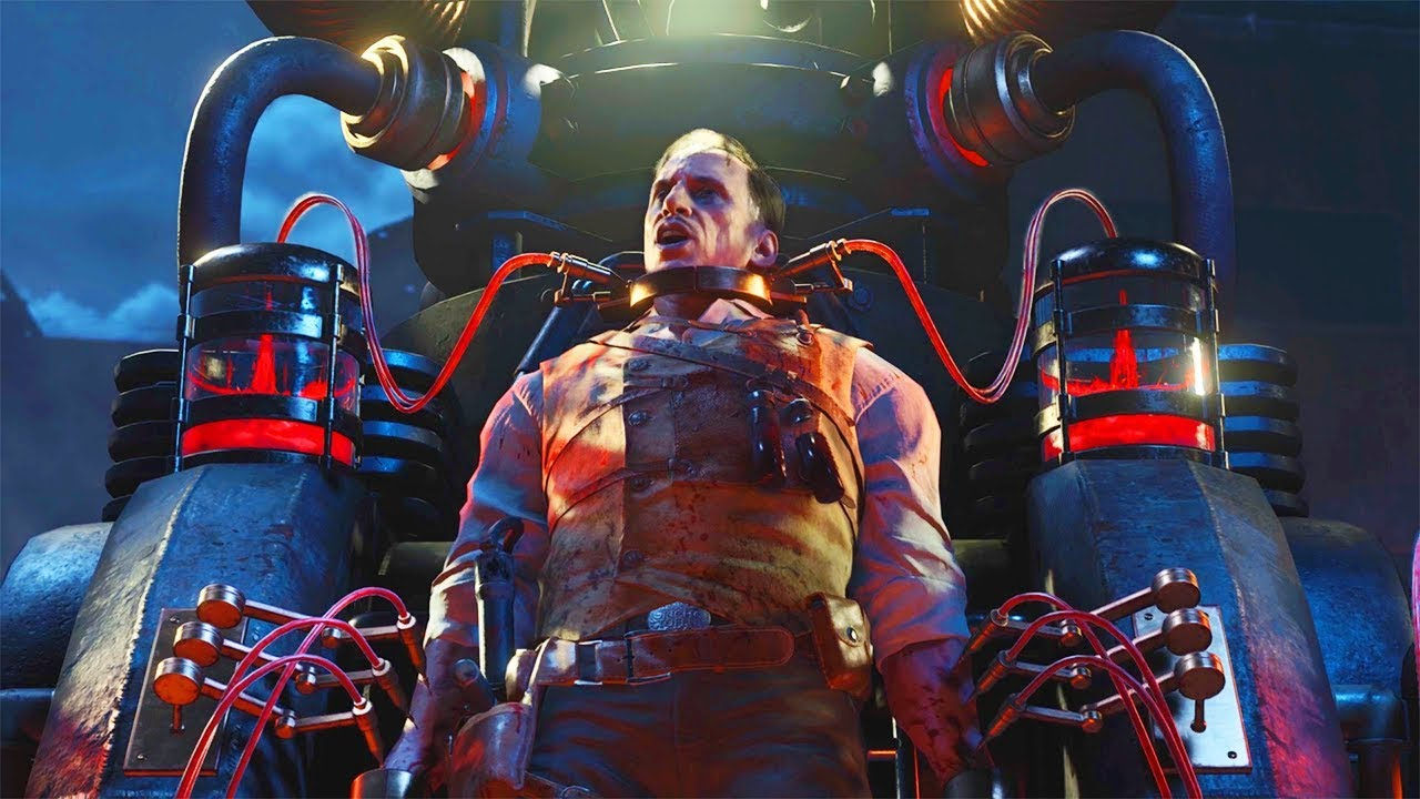 Call Of Duty Black Ops 3 Wallpaper Blood Of The Dead Ending Cutscene Easter Egg Completion