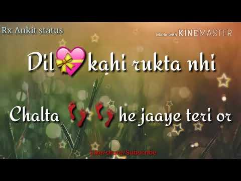 Dil Kahi Rukta Nhi, Heart ♥ ,sad Version Serial Song  Ye Hai Mohhabate By Rx Ankit Rxankit