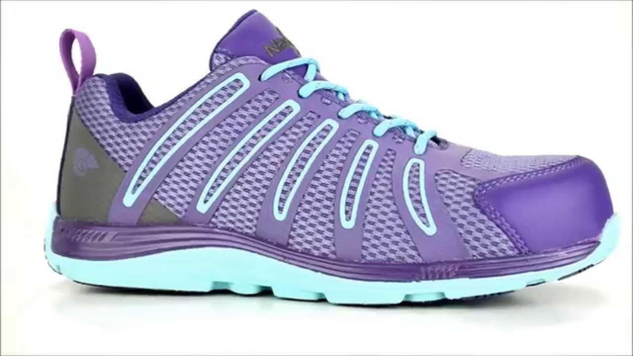 277f36636fb8cb Women s Nautilus 1792 Composite Toe Metal Free Work Shoe    Steel-Toe-Shoes.com