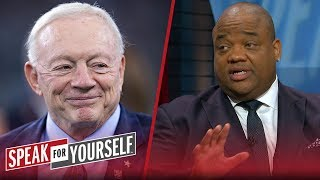 Jason Whitlock on Cowboys: 'They seem to struggle with handling success' | NFL | SPEAK FOR YOURSELF