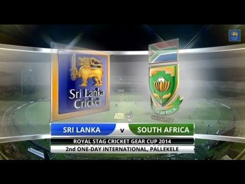 Sri Lanka v South Africa - 2nd ODI: Highlights