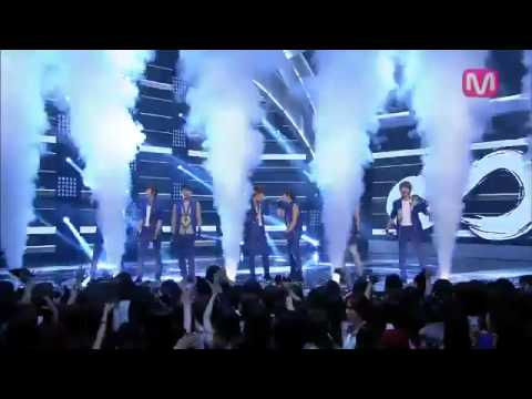 120608 INFINITE--MCD Full Encore[with B1A4]