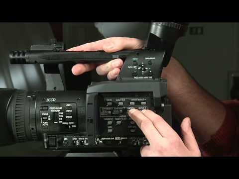 Quick Guide to Panasonic AG-HPX171