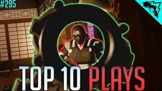 Sneaky New Operators - Siege Top 10 Plays (WBCW #297)