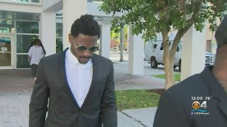 NFL Free Agent Antonio Brown Back In Court