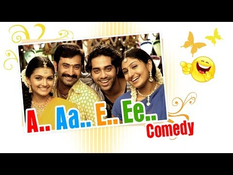 A Aa E Ee | Tamil Movie Comedy | Prabhu | Monica | Aravind Akash | Navdeep | Saranya Mohan