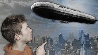 Mitä tapahtui ilmalaivoille?