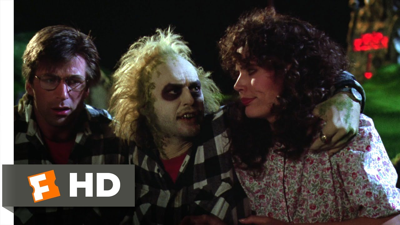 Download Beetlejuice (4/9) Movie CLIP - We're Simpatico (1988) HD