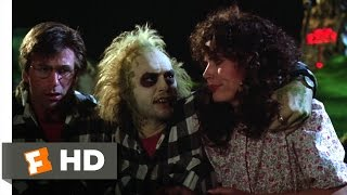 Beetlejuice (4/9) Movie CLIP - We