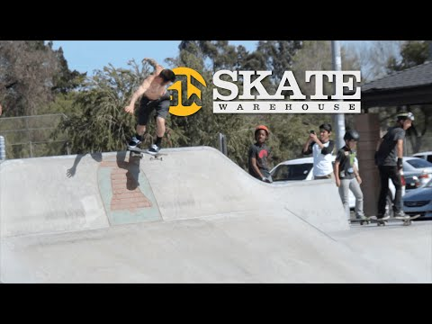 Blind Demo at SLO Skatepark