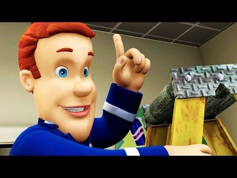 Fireman Sam New Episodes 2016 - Safety Compilation! 🚒   Cartoon for Children