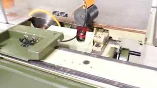 Scmi Si 16w 10' Sliding Table Saw W/air Hold Down Option