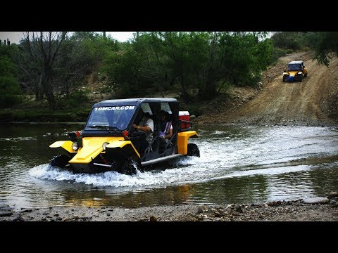 Sonoran Desert Tomcar Tour