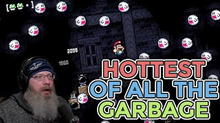 HOTTEST OF ALL THE GARBAGE! | Super Mario Maker 2 - Expert No Skip Challenge with Oshikorosu [9]