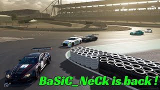 Gran Turismo Sport Live - (ERT_olegna's POV) The Neck is back! Dailies fun