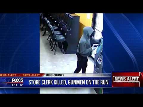 Bibb County store clerk killed