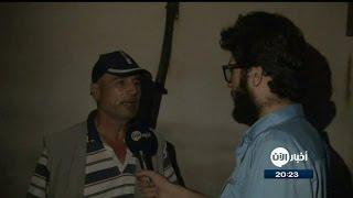 أبو سعيد: منزلي قصف بأكثر من 13 برميل متفجر