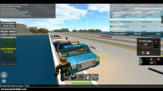 [ROBLOX] Tow Truck INFO + Patrol at Remmington