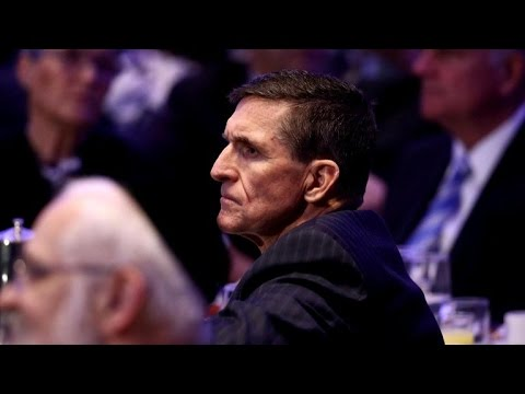 Questions raised about Michael Flynn's talks with Russia