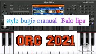style bugis Balo lipa manual org 2021
