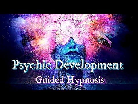 Advanced THIRD EYE Activation Hypnosis - Develop Intuition | ESP | Psychic Powers Guided Meditation