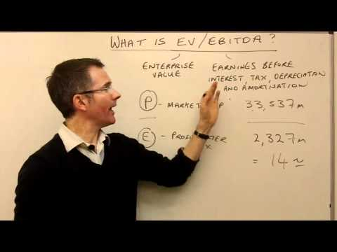 What is EV / EBITDA? - MoneyWeek Investment Tutorials