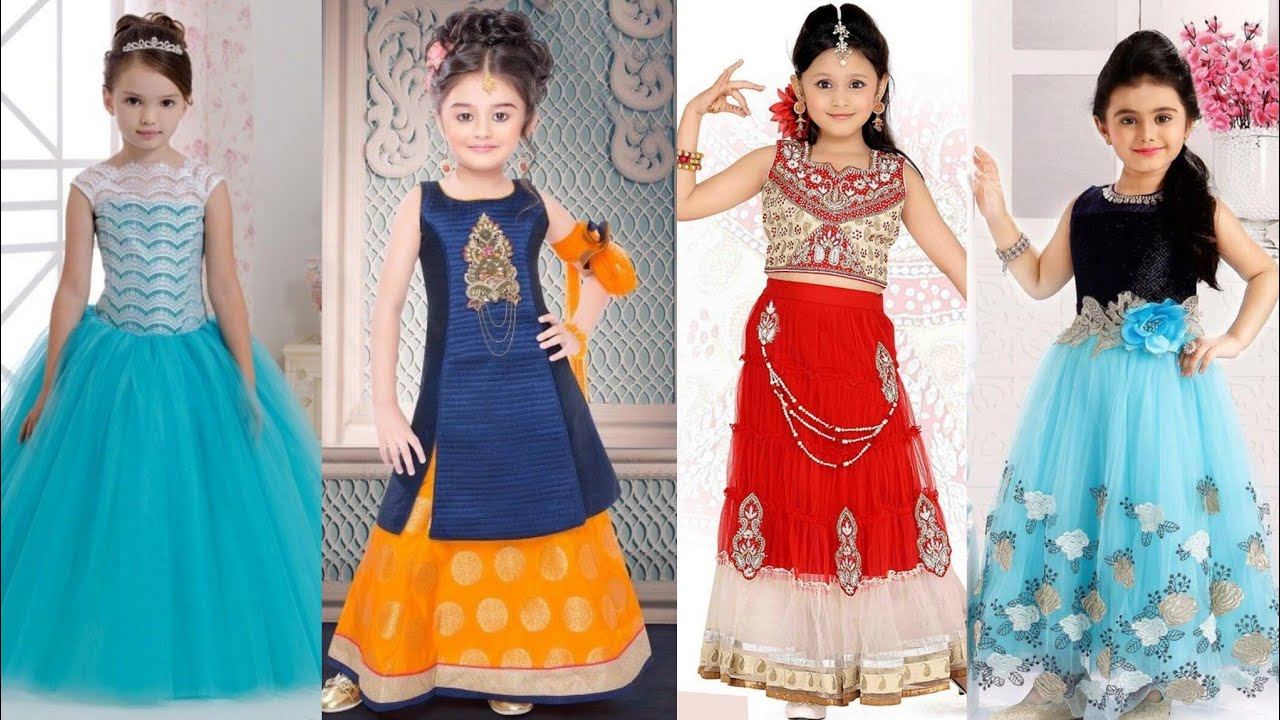 [VIDEO] - Gorgeously Designs of little Girls outfits Ideas Baby Girls Dress 2020 1
