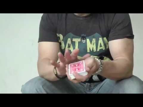 Amateur Vs Professional Card Trick & Tutorial