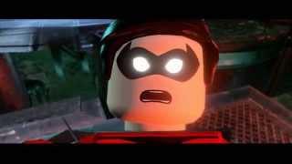 LEGO Batman 3 Beyond Gotham Walkthrough Part 1