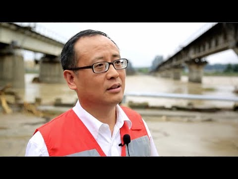 Exclusive interview: 'Heavy vehicle pressing' method helps to stabilize bridge in SW China