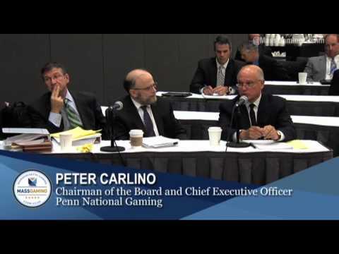 MGC Meeting 9.19.13 (Part 2): Penn National Gaming Suitability Hearing