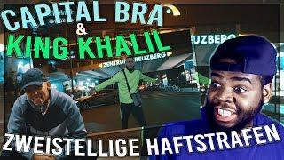 CAPITAL BRA & KING KHALIL - ZWEISTELLIGE HAFTSTRAFEN REACTION!!