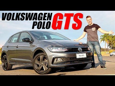 TESTEI o Volkswagen POLO GTS 1.4 Turbo!