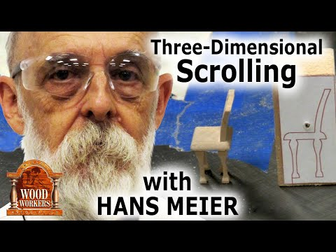 Three Dimensional Scrolling with Hans Meier