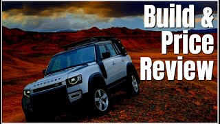 2020 Land Rover Defender 110 First Edition - Build & Price Review: Features, Specs, Colors, Trims