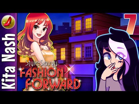 Style Savvy Fashion Forward Gameplay Xiaoling Makeover Part 7 Let S Play Walkthrough 3ds Youtube