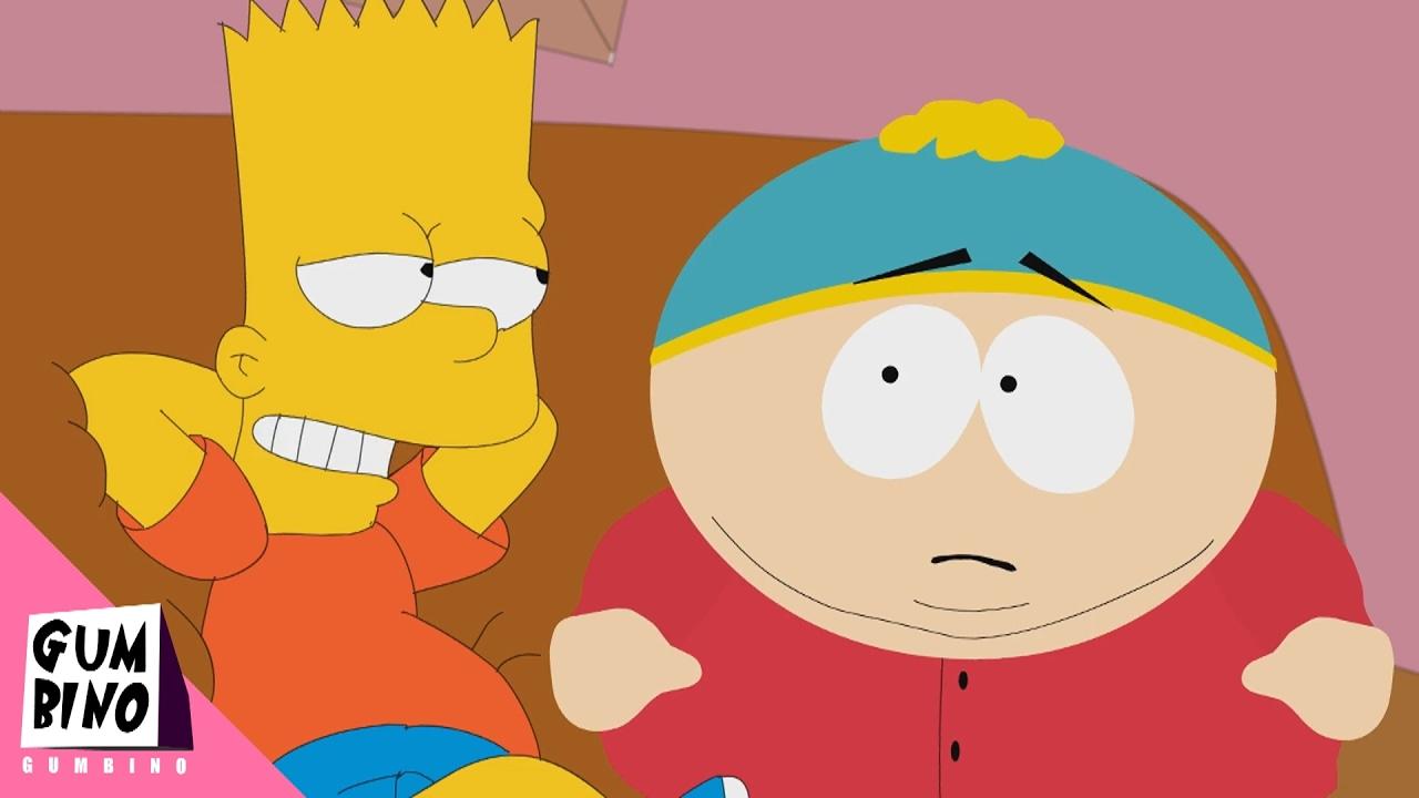 Download Bart Simpson vs Eric Cartman - South Park vs The Simpsons