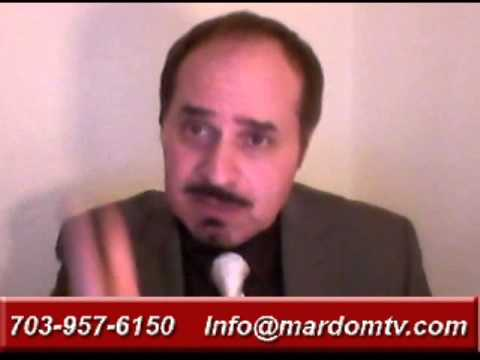 AAWA , Mojahedin, Ex Mojahedin * 20 February 2013 * Persian TV * Mardom TV usa