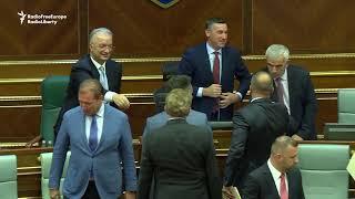 Kosovar Parliament OKs Haradinaj Cabinet thumbnail
