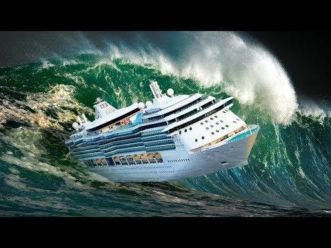 Что способен сделать с кораблем шторм
