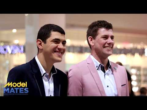 Model MATES 2018, Models with Autism star in fashion catwalk event