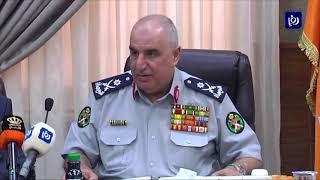 مدير الدفاع المدني يبحث سبل التعاون مع أمين عمان (6/10/2019)