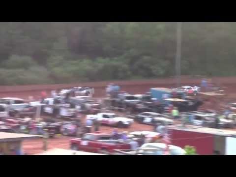 Winder Barrow Speedway Hobby Feature Race 7/25/15