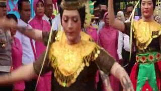 Penyambutan AKBP Takdir Matanette sebagai Kapolres Banjar (Kalsel)