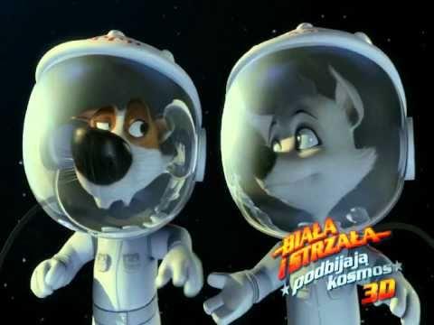 """Kari Kimmel - """"I Got You"""" (Space Dogs 3D - Biała i Strzała)"""