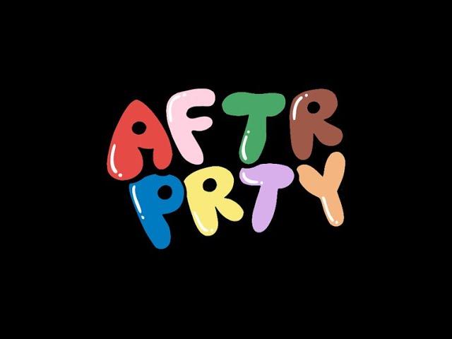 AFTR PRTY Launch 6.26.20  🚀