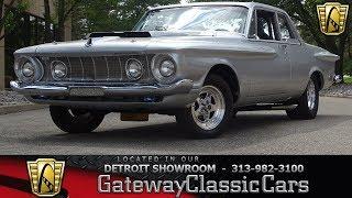 1962 Plymouth Savoy Stock # 1001-DET