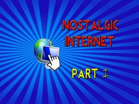 Nostalgic Web Surfing! Ep.1 - Internet back then?