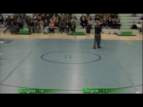 Women's Wrestling Warner Pacific vs UP  11/17/2017