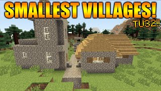 ★Minecraft Xbox 360 + PS3: Title Update 32 SEEDS! Massive Jungle Biome + World's Smallest Villages★